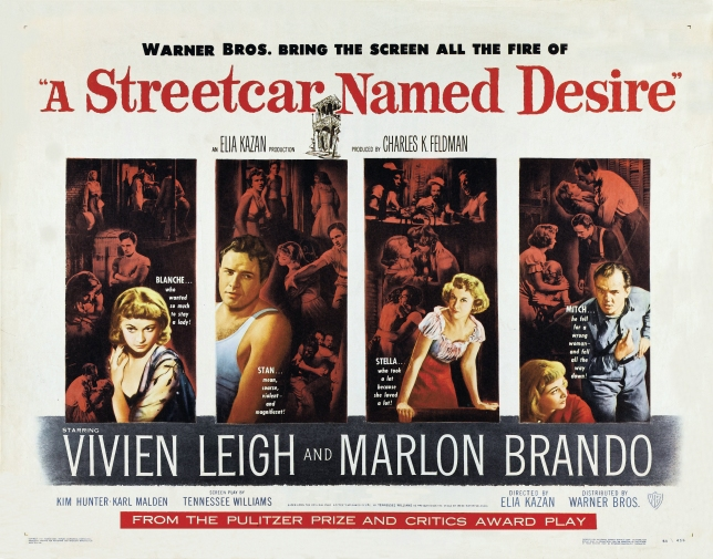 Streetcar Poster