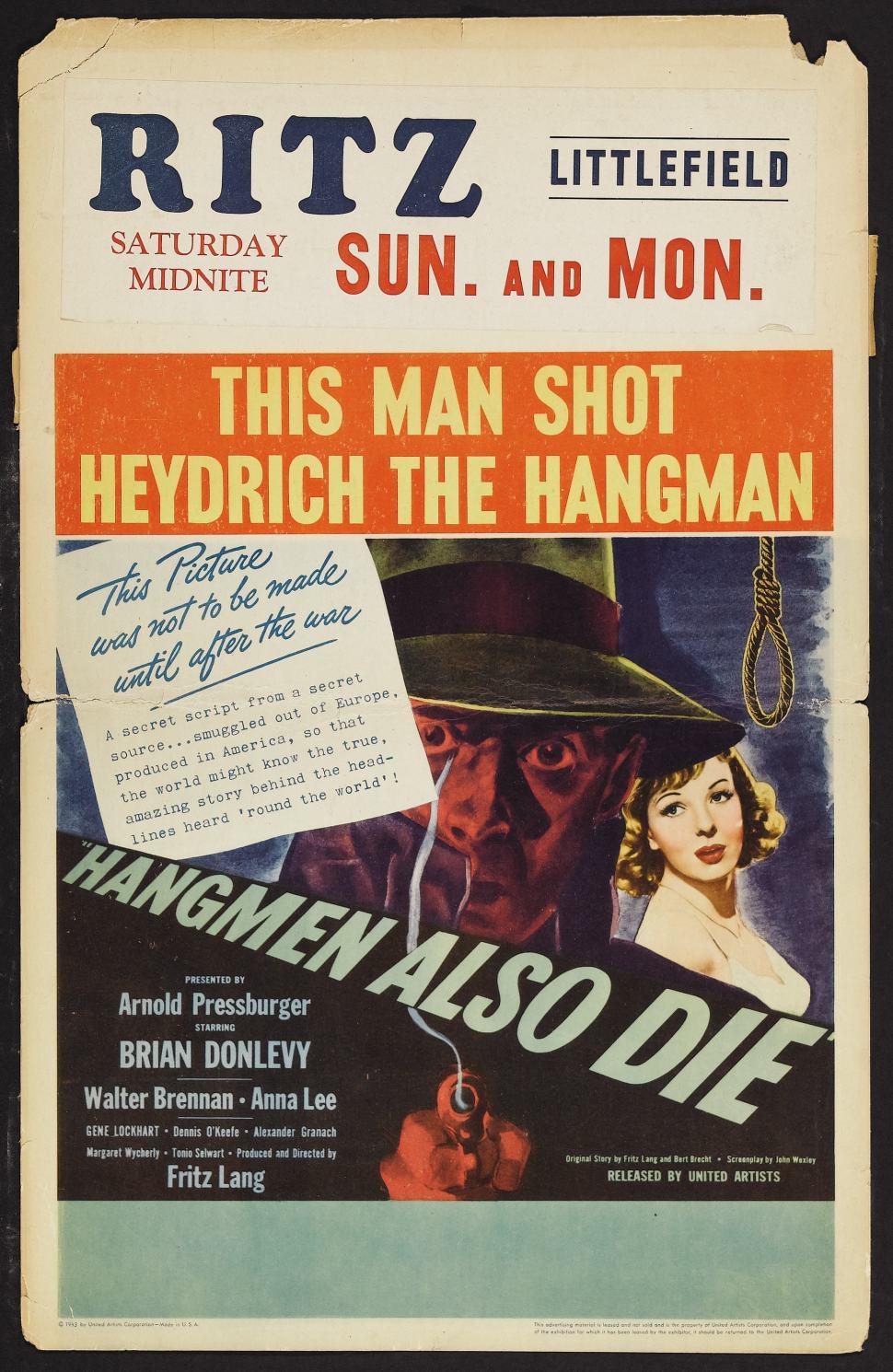 1943 Hangman also die (ing) (wc)