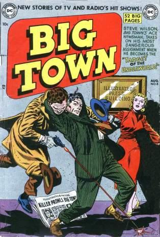 Big Town Comic 1