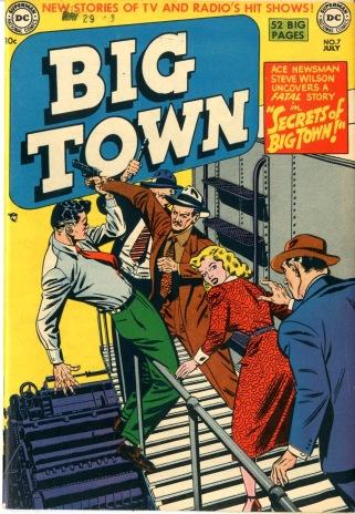Big Town Comic 2