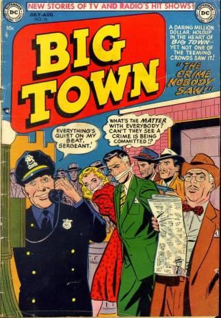 Big Town Comic 3