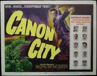 Canon City Poster