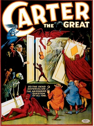 Carter the Great poster