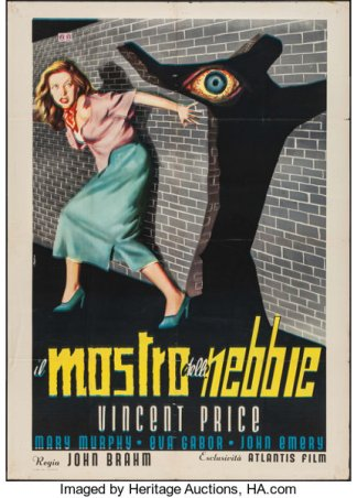 Mad Magician poster