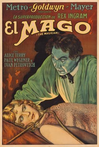 Magician 1926 Instagram