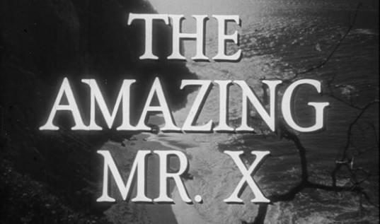 The Amazing Mr X titles