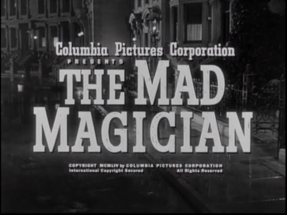 The Mad Magician titles