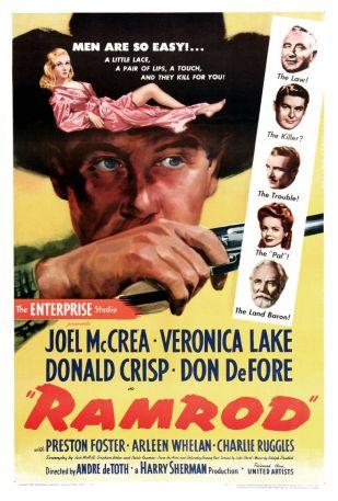 Ramrod poster