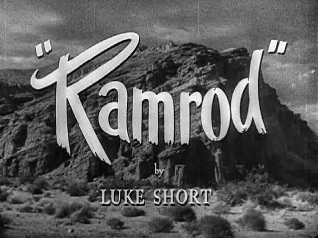 Ramrod titles