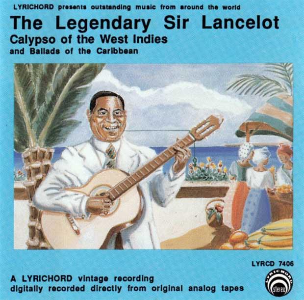 Sir Lancelot Vinyl